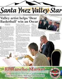 Solvang Theaterfest Seating Chart Santa Ynez Valley Star May B 2018 By Santa Ynez Valley Star