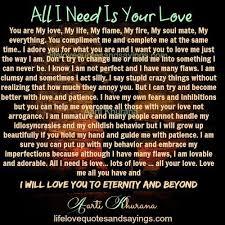 Need Love Quotes Quotes about Need Love 100 quotes 41