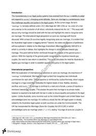 laws case analysis essay laws foundations of law same sex marriage essay