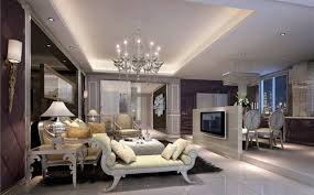 Living Room Lighting Design Interior Design