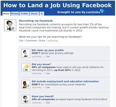 how to do job search how to find job facebook infographic career sherpa