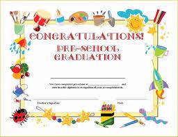 Preschool Graduation Announcements 004 Free Printable Graduation Announcement Template Ideas