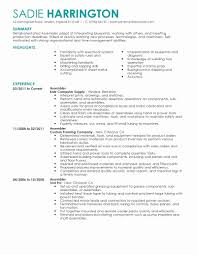 Sample Resume For Packer Job Sample Resume For Packer Job Awesome Warehouse Assistant Cv 19