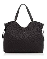 Tory Burch Diaper Bag - Quilted Slouchy | Bloomingdale's & $Tory Burch Diaper Bag - Quilted Slouchy - Bloomingdale's Adamdwight.com