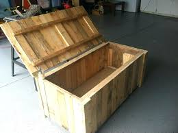 wood deck box wood deck box plans excellent storage from pallet jardin wood look deck box wood deck box
