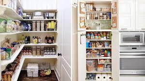 50 small kitchen pantry storage ideas