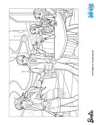 Small Picture Barbie Coloring Pages Games To Play Coloring Pages