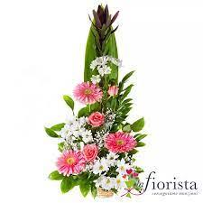 Scarica questa immagine gratuita di fiori piccoli bianchi dalla vasta libreria di pixabay di immagini e video di pubblico dominio. Centrotavola Di Gerbere Rosa E Fiori Bianchi Consegna Gratis