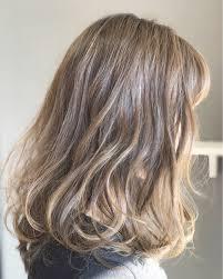 セミロンググラデーションの色っぽさに惹かれる2019 Hair 髪