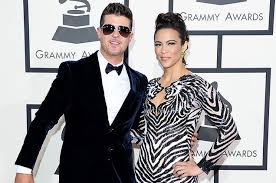 robin thicke and paula patton 2015.  Robin Robin Thicke U0026 Paula Patton A Love Timeline Through His Music With And Patton 2015 H