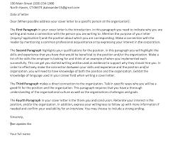 Cover Letter Closing Salutation Lv Crelegant Com
