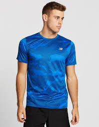 Printed <b>Accelerate SS</b> T-Shirt by New Balance Online | Oft-gov ...