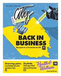 Toledo City Paper January 25 2017 By Adams Street