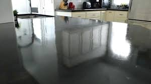 how to seal concrete countertops uncolored grey