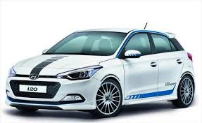 2018 hyundai i20. Delighful Hyundai Hyundai I20 Sport Front View Throughout 2018 Hyundai I20