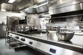 Restaurants And Commercial Kitchens Commercial Degreaser - Commercial kitchen