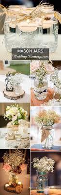 country wedding decor ideas country rustic mason jars inspired wedding centerpieces ideas