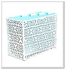 Decorative Hanging File Storage Boxes