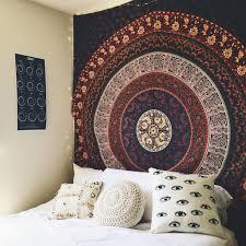 Hippie Design Bedroom 50 Hippie Room Decorating Ideas Royal Furnish