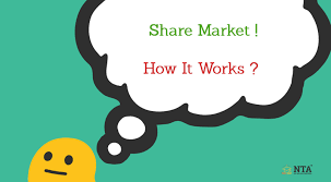 What Is Share Market In India How Stock Market Works Nta