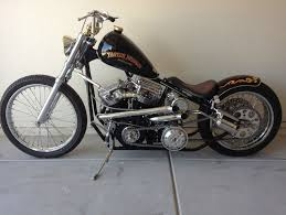 1960 harley davidson flh panhead chopper for sale rusty knuckles