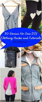 Diy Upcycled Clothing 54 Best Upcycling Images On Pinterest Diy Clothing No Sew And
