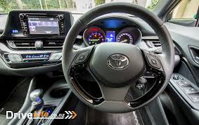 2017 Toyota C-HR 2WD – Car Review – impracticably gorgeous ...