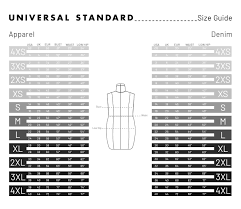 12 Symbolic Standard Jeans Size Chart