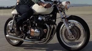 kott motorcycles 1971 honda cb750 custom cafe racer gopro hero 3