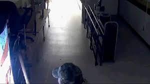 How To Break Into A Vending Machine Interesting BCSO Man Caught On Camera Using Ax To Break Into Vending Machine