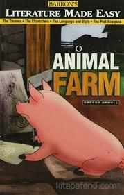 literary analysis of animal farm animal farm literary analysis essay 627 words