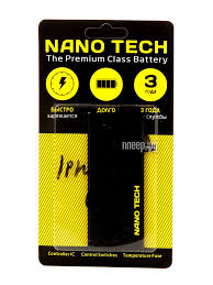 <b>Аккумулятор Nano Tech 1810mAh</b> для APPLE iPhone 6 купить в ...