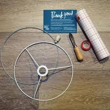50cm Drum Professional Lampshade Kit