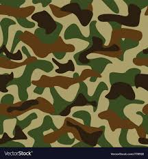 Military Camouflage Patterns Inspiration Camouflage Pattern Royalty Free Vector Image VectorStock