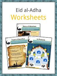 This represents the animal that ibrahim. Eid Al Adha Facts Worksheets Origins Traditions Practices For Kids