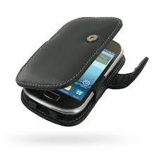 Samsung Rex 90 Leather Flip Cover ...