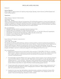 Alluring Investor Relations Resume About Investor Relations Resume Sample