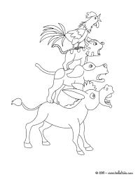 Rapunzel and gothel coloring pages - Hellokids.com