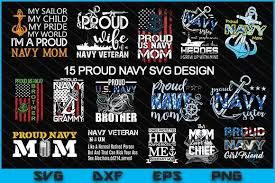 You can either upload a file or provide a url to an image. 15 Proud Navy Svg Design Bundle Graphic By Artistcreativedesign Creative Fabrica In 2020 Svg Design Design Bundles Svg