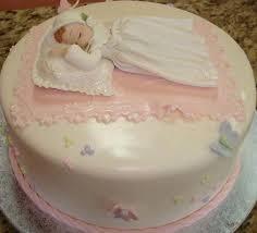 Baby Girl Baptism Cake Jerusalem House