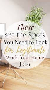 these are the places you should look for work at home jobs work job boards