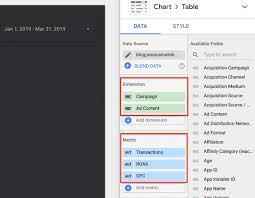 How To Build A Google Data Studio Dashboard Social Media