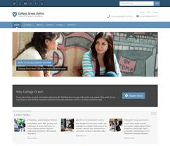 Templates For Education Best Education Website Templates For Schools Colleges And