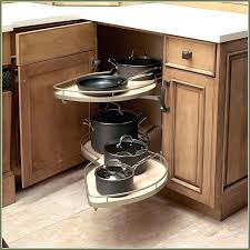 kitchen cabinets lazy susan corner cabinet for pantry pertaining to plan 15