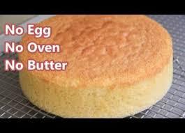 Eggless Sponge Cake Without Condensed Milk Vegan Recipes