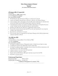 my resume is attached for your review resume ideas