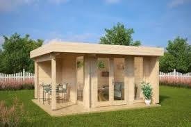 build a garden office. Garden Office-Garden Room Mini Hansa Lounge Main Build A Office
