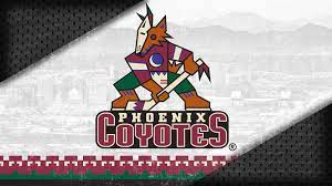 The arizona coyotes (colloquially known as the yotes) are a professional ice hockey team based in the phoenix metropolitan area.the coyotes compete in the national hockey league (nhl) as a member of the central division in the western conference. Original Coyotes Logo Designed To Be Unique Intrigue Fans