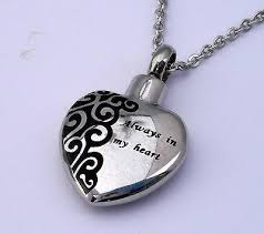 Image result for ashes necklaces