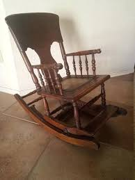 wooden rocking chairs for sale. Childs Rocking Chair For Sale Highchair Combination Antiques In Childrens Wooden Chairs